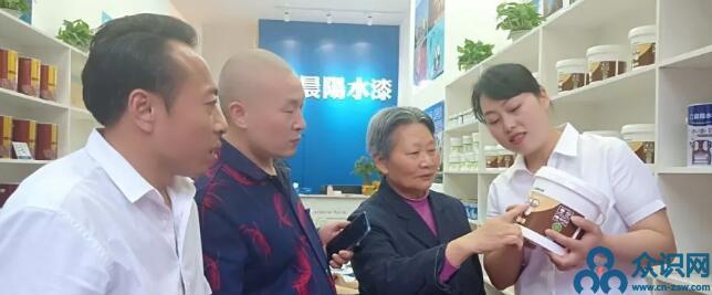 西南交大希望医院副院长袁福一行为创业者青春梅送去10